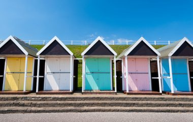 Rent Beach Huts Bridlington